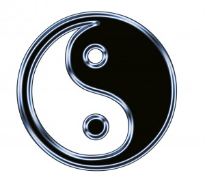 Traditional theory, such as Yin-Yang, is a world away from modern medicine but that doesn't mean it all doesn't work